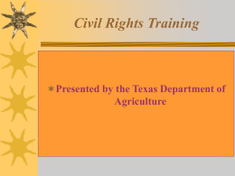 Civil Rights - Killeen Independent School District