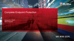 Complete Endpoint Protection