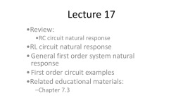 Lecture 1 - Digilent Inc.