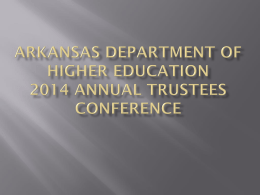 01 - Annual Board of Trustees Conference Final Draft (1)