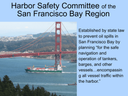 Harbor Safety Committee of the San Francisco Bay Region