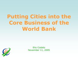 www.citiesalliance.org