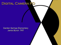 Digital Camera PD