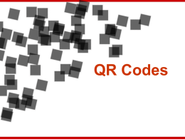 QR Codes - CTLT Resources