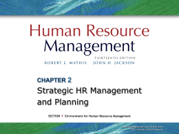 Human Resource Management 13e.