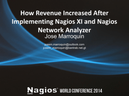 How Revenue Increased After Implementing Nagios XI and