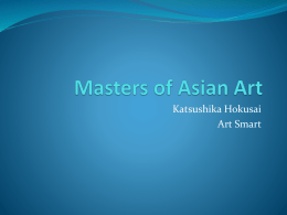Masters of Asian Art