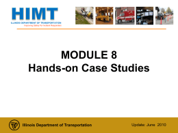 MODULE 6 TRAFFIC MANAGEMENT