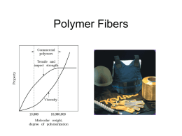 Polymer Processing - Loy Research Group