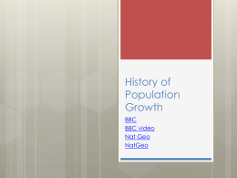 History of Population Growth - Nova Scotia Department of