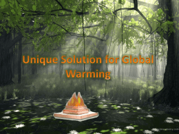 Yagya for health and Environment