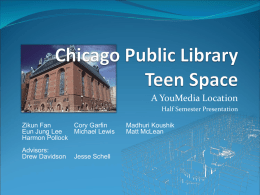 CPL Teen Space! – YouMedia?