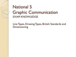 National 5 Graphic Communication