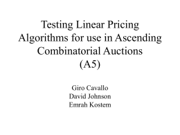 Motivations for Linear Pricing