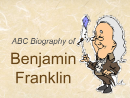 ABC Biography of