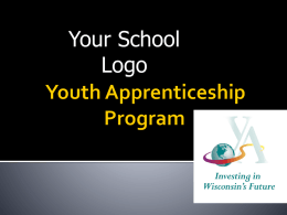 Manitowoc County Youth Apprenticeship