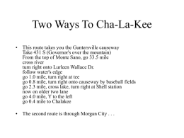 Two Ways To Cha-La-Kee - Alabama Longhouse: Native Sons