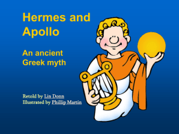 Hermes and Apollo (ancient Greek myth)
