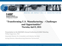 NIST MEP Website