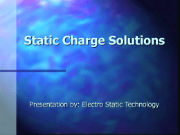 Electro Static Solutions