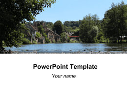 letter box PowerPoint Template