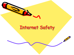 Internet Safety - University of New Mexico