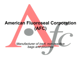 American Fuoroseal Company (AFC)