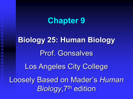 Chapter 9 - Los Angeles City College