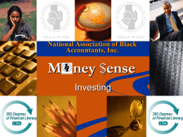 DIVISION OF FIRMS - National Association of Black Accountants