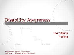 CLASS - Indiana Institute on Disability and Community at