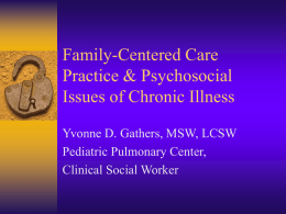 What is Family-Centered Care?