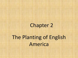 Class Notes on Chapter 3 -