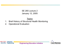 SE 163 Course Information/Syllabus