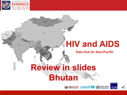 Review in slides_Bhutan