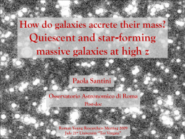 The cosmic history of star formation and mass assembly: a