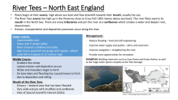 River Tees – North East England