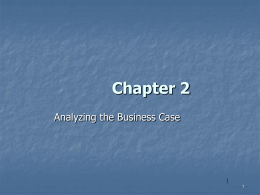 Chapter 1 Study Tool - Florida International University