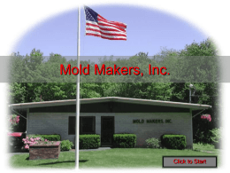 Mold Makers, Inc.