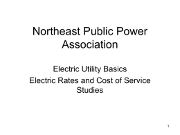 Northeast Public Power Association