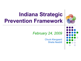 Assessment Training - Indiana Prevention Resource Center