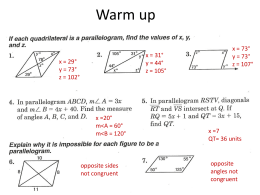 Warm up - mathplease.com