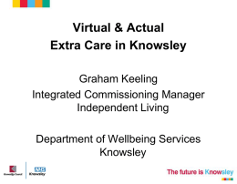 Knowsley Extra Care