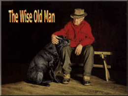 Wise Old Man