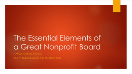 Board Members - Dekalb County Nonprofit Partnership