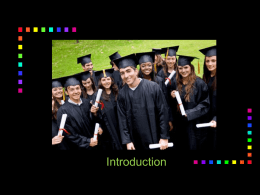 PDC 120 - College Success 1