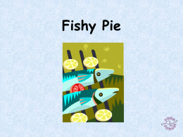Fish Pie - Food Forum