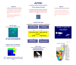ALFISH - ATLSS Landscape Fish Model