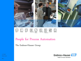 People for Process Automation - Corsusa International S.A.C.