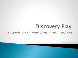 Discovery Play