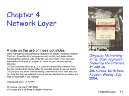 3rd Edition: Chapter 4 - London South Bank University